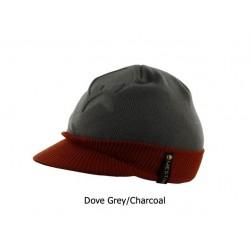 Westin - Visor Beanie - One Size - Dove Grey/Charcoal