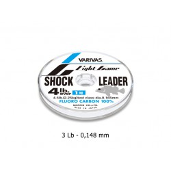 Varivas - Light Game Fluorocarbon - 3.5 Lb
