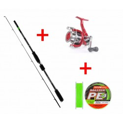 UL-Fishing - Budget UL Dropshot & Micro Jig set