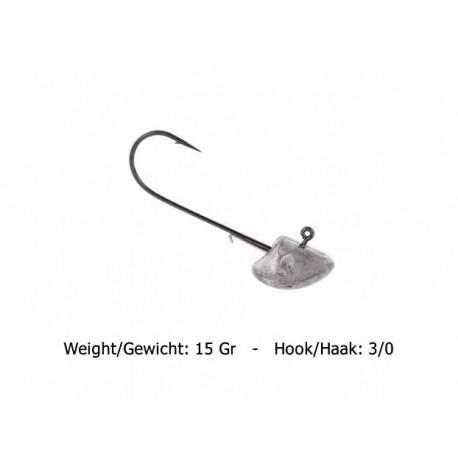 Westin - Stand Up Loodkop - 15 Gr Haak 3/0