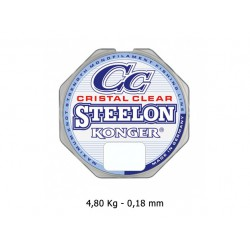 Konger - Steelon Fluorocarbon coated - 0.18 mm