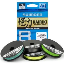 Shimano - Kairiki 8 PE - Overview