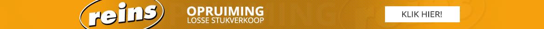 REINS - Opruiming van de losse stukverkoop